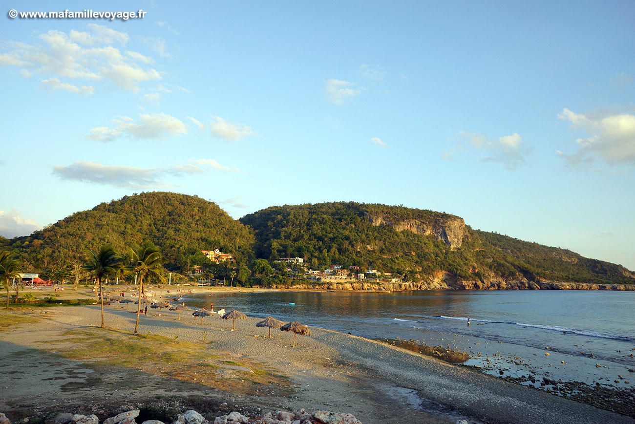 Playa siboney