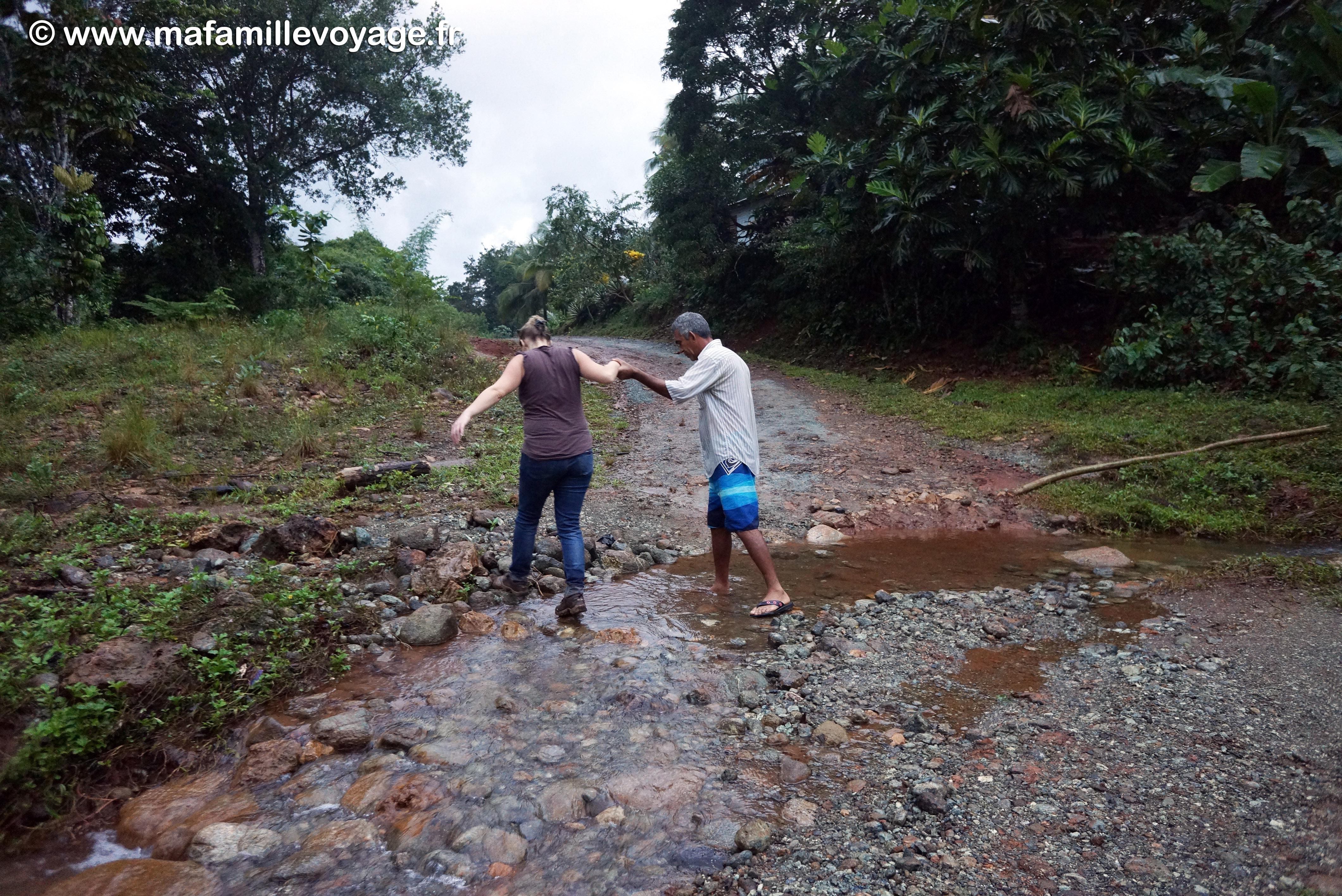 Randonnée dans le parc El Yunque