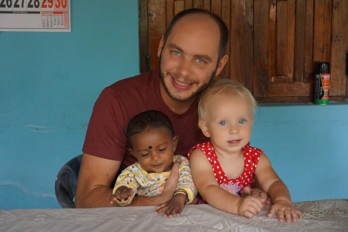 Un papa heureux :-)