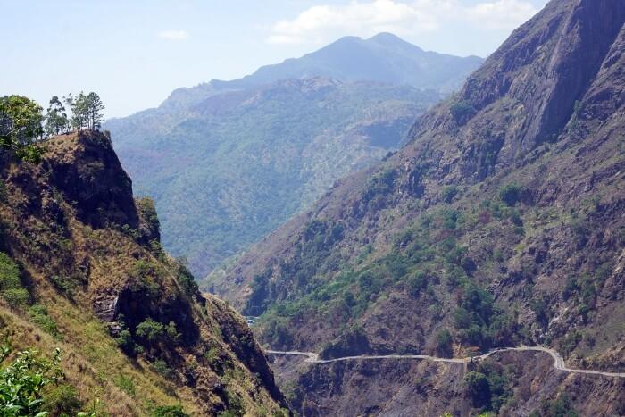 Ella est une petite ville de montagne qui offre des paysages sublimes !