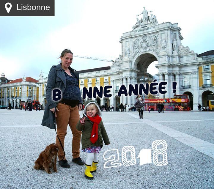 Depuis Lisbonne, nous vous souhaitons une très belle année 2018 ! Pour nous, ce…