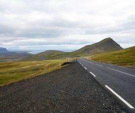 ISLANDE – Hier nous avons visité le sud de la péninsule de Snæfellsnes. Que…