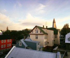 ISLANDE – Nous sommes à Reykjavik, dernière ligne droite de notre grand périple autour…