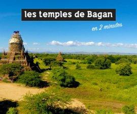Bagan en Birmanie (où nous venons de passer 5 jours) est un lieu magique.…