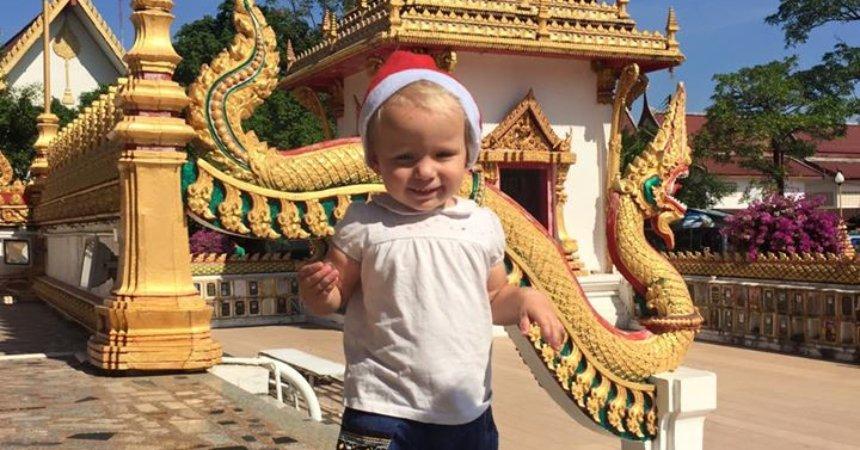 Nous vous souhaitons un très bon réveillon de Noël depuis la ville de Nakhon…