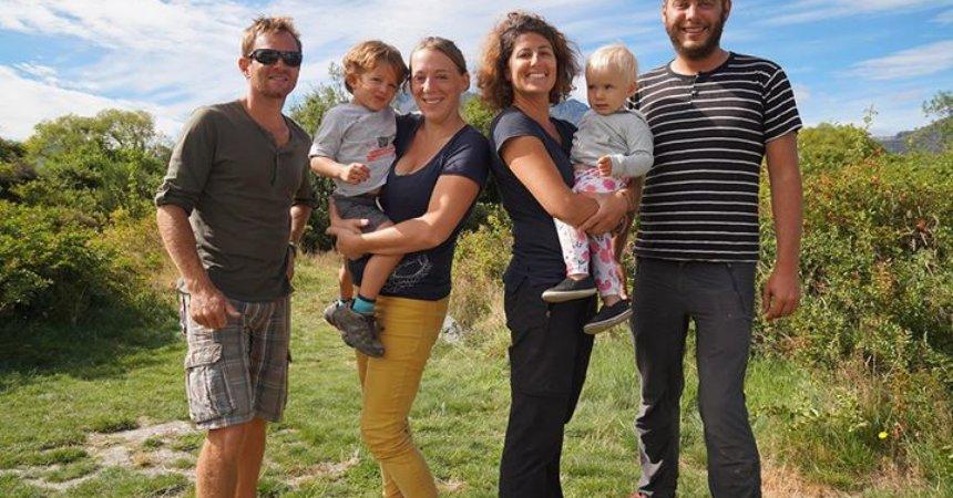 Nous avons passé un agréable moment hier et avant-hier avec Amélie, Vincent et leur…