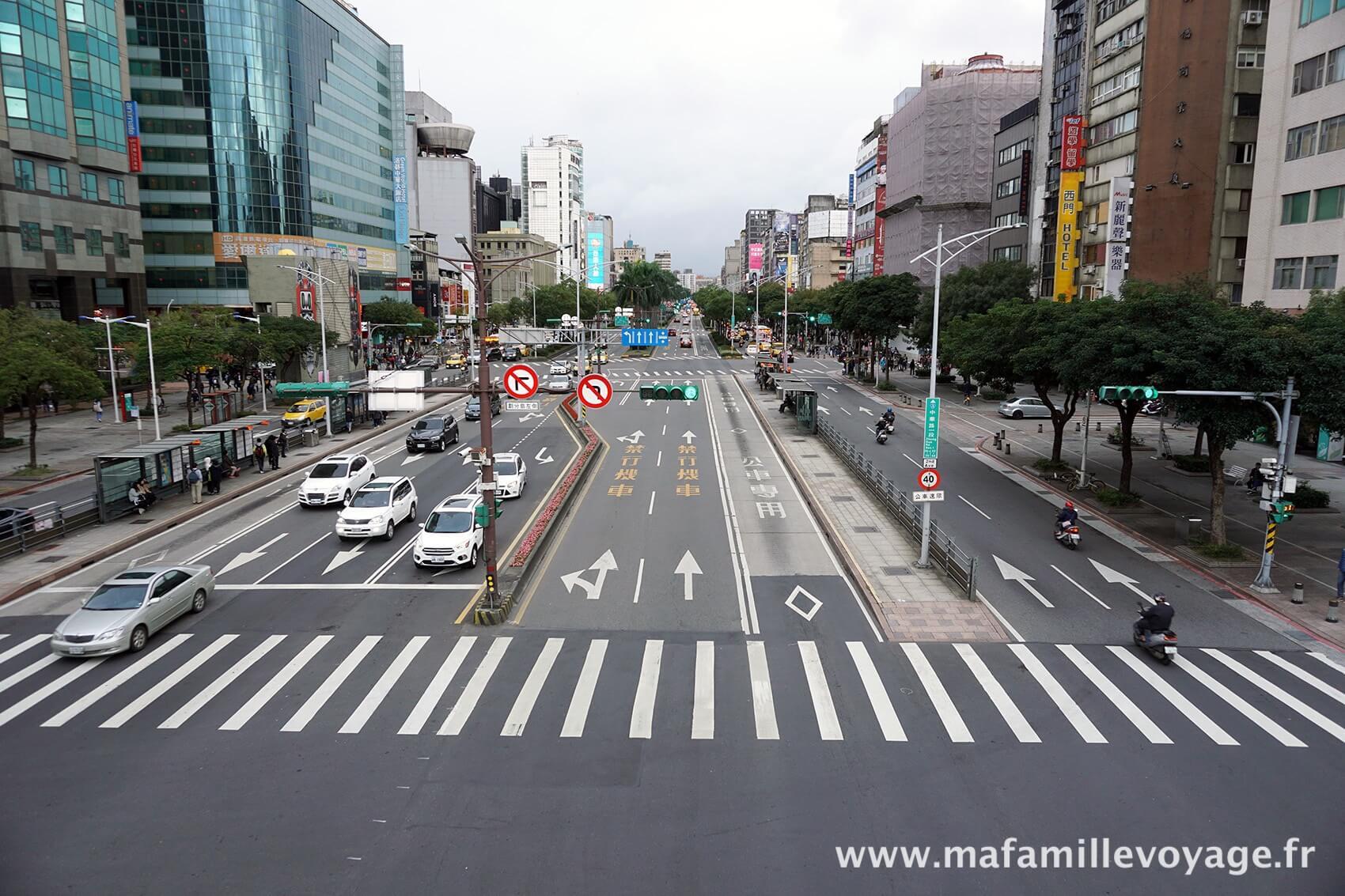 Rue de Taipei