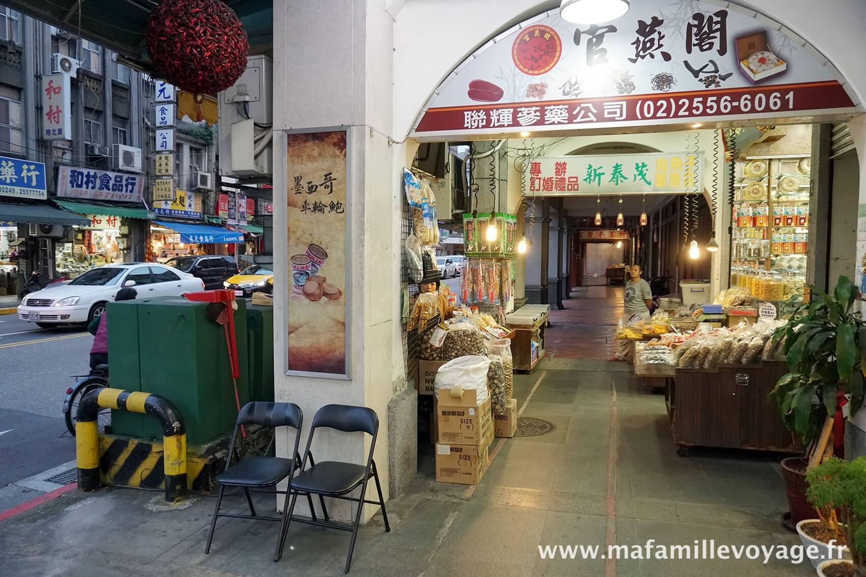 quartier du Dodaocheng Warf