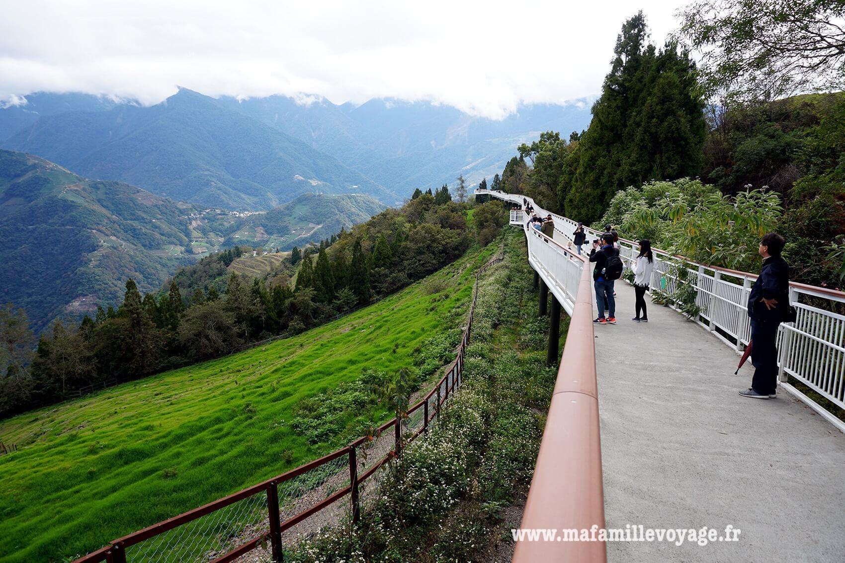 Qingjing Skywalk