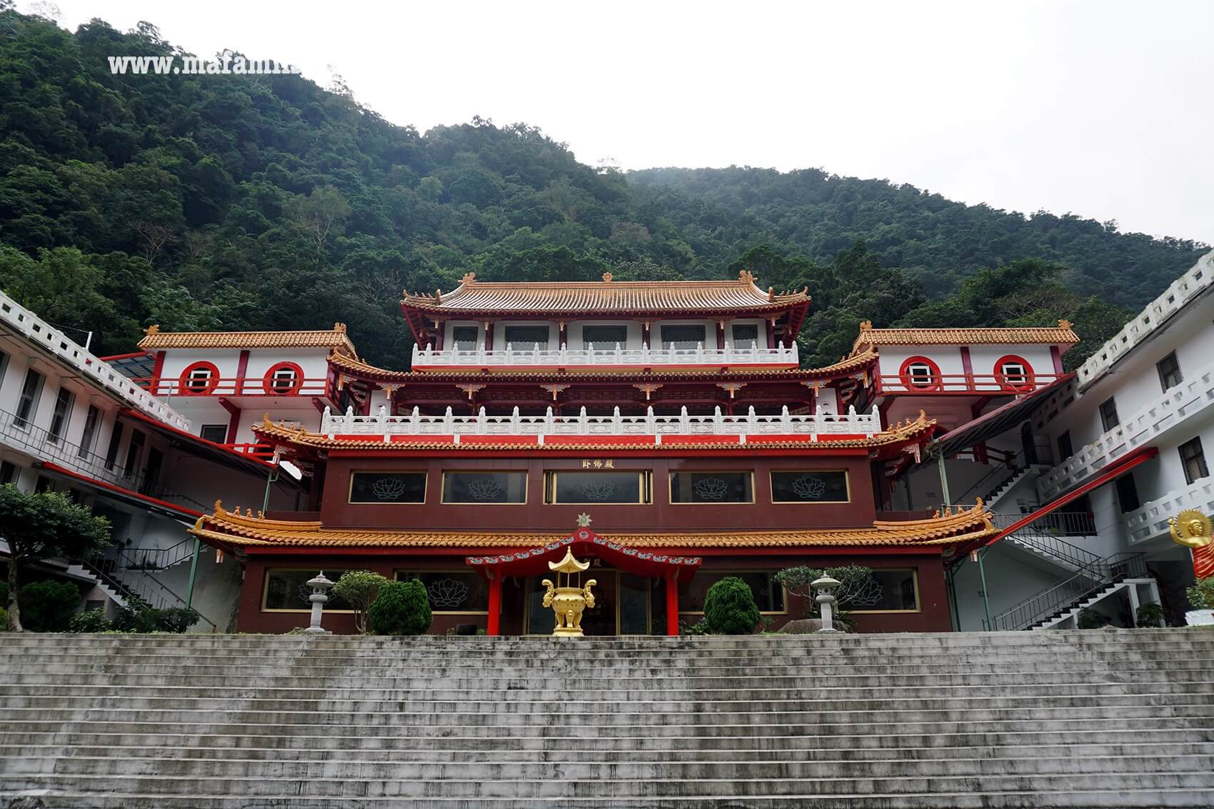 Changuang temple