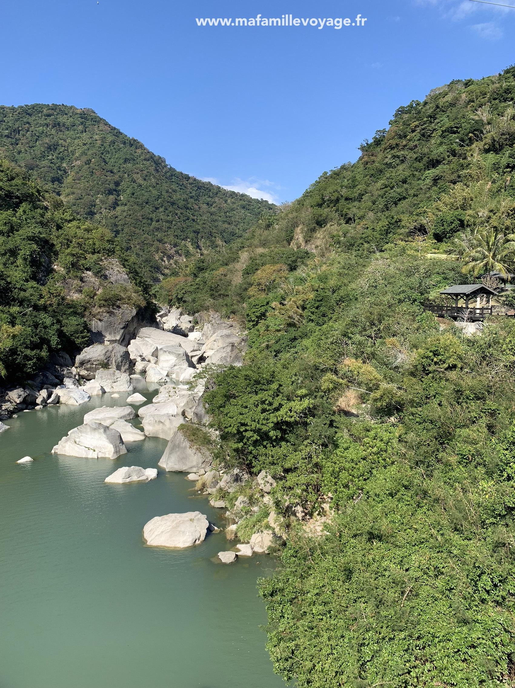 Rivière à Donghe