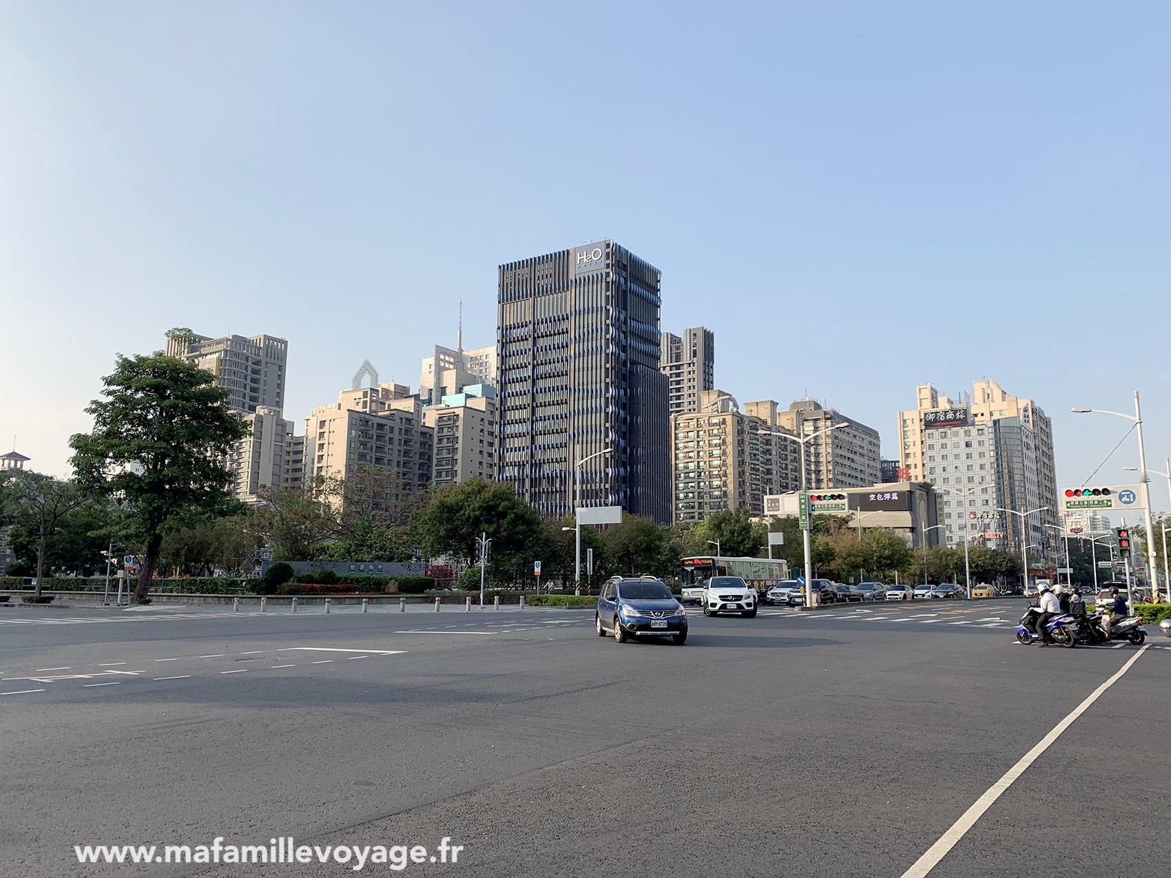 Avenue du centre-ville
