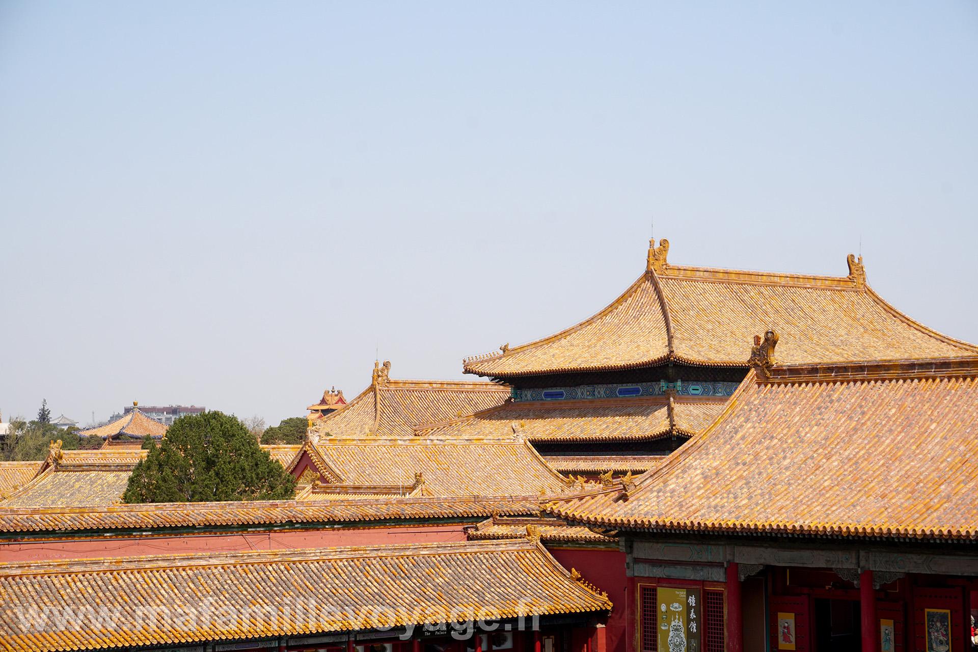 Magnifiques toits