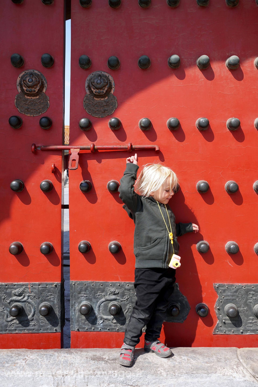 Eléanor, gardienne de la porte