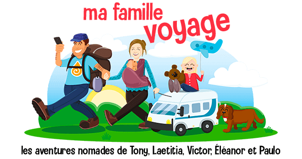 Ma famille voyage !